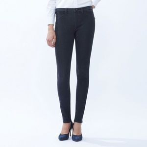 Uniqlo Dark Gray Leggings Pants